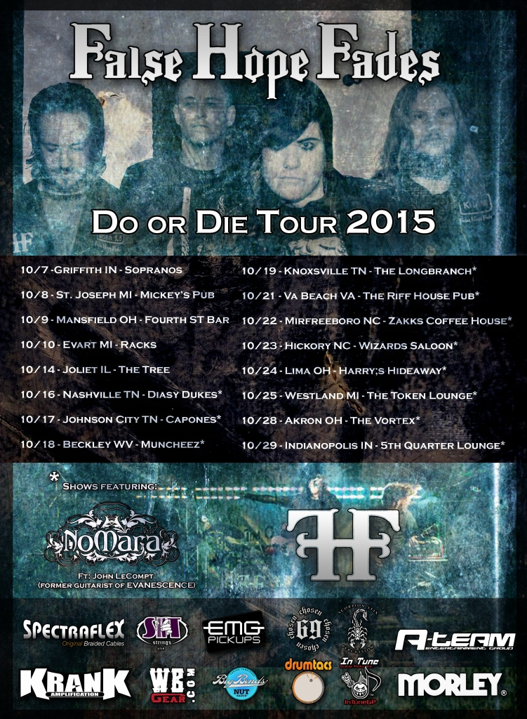 Do or Die Tour 2015
